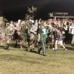 Traverse City West High School Boys Varsity Soccer beat T.C. Central  H.S. 7-2