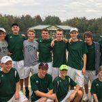 Boys Tennis Finishes 4th @ Regionals