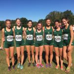 Traverse City West High School Girls Varsity Cross Country finishes 10th place