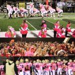 Traverse City West High School Varsity Football beat Cadillac High School 16-14