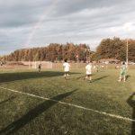 Traverse City West High School Boys Junior Varsity Soccer beat Alpena High School 2-1