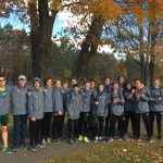 Traverse City West High School Boys Varsity Cross Country finishes 7th place
