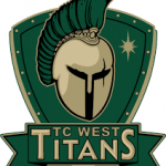 Traverse City West High School Boys Varsity Hockey beat T.C. Central  H.S. 5-2