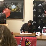Judge Signs with Louisville