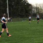 Traverse City West High School Girls Varsity Soccer beat Petoskey High School 5-1