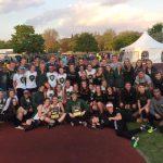 Boys Track Wins Alma Invite