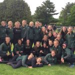 Traverse City West High School Girls Varsity Track has a strong showing at the TCRE Honor Roll Meet