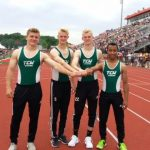 Boys 4×100 Finished 2nd @ State Meet