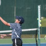 Boys Tennis - West vs. Central - Photo Gallery