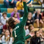 Volleyball vs. Alpena - Photo Gallery