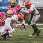Football - Benton Harbor at TC West - Photo Gallery