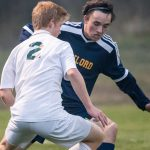 Boys Soccer - Gaylord at West - Photo Gallery