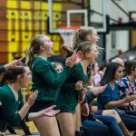 Volleyball - West at Central - Photo Gallery