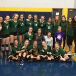 Titan Volleyball Claims District Title!