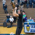 Volleyball - District Championship - Photo Gallery
