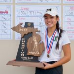 Anika Dy Named Miss Golf!