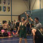 Wrestling Post Wins @ Midland Dow