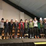 Girls Downill Ski Takes 2nd @ Harbor Springs Invite
