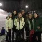 Girls Downhill Ski Takes Peppi Town Title!