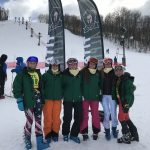 Girls Downhill Finishes 1st @ Nubs