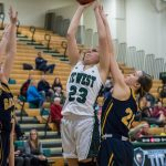 Girls Basketball - Gaylord at TC West - Photo Gallery