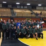 Titan Wrestling Wins MHSAA District Title!
