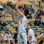 Boys Basketball - Gaylord at TC West - Photo Gallery