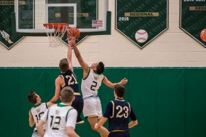 Boys Basketball – Gaylord at TC West – Photo Gallery