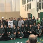 Titan Wrestling Falls in Regional Final