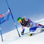 Downhill Ski Finishes 2nd at Nubs