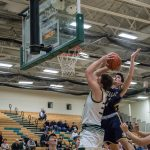 Boys Basketball - Cadillac at TC West - Photo Gallery