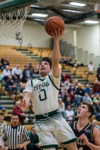Boys Basketball – Cadillac at TC West – Photo Gallery