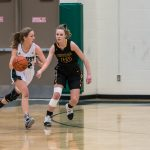 Girls Basketball - TC Central at TC West - Photo Gallery