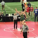 Ransom in Wrestling State Final!