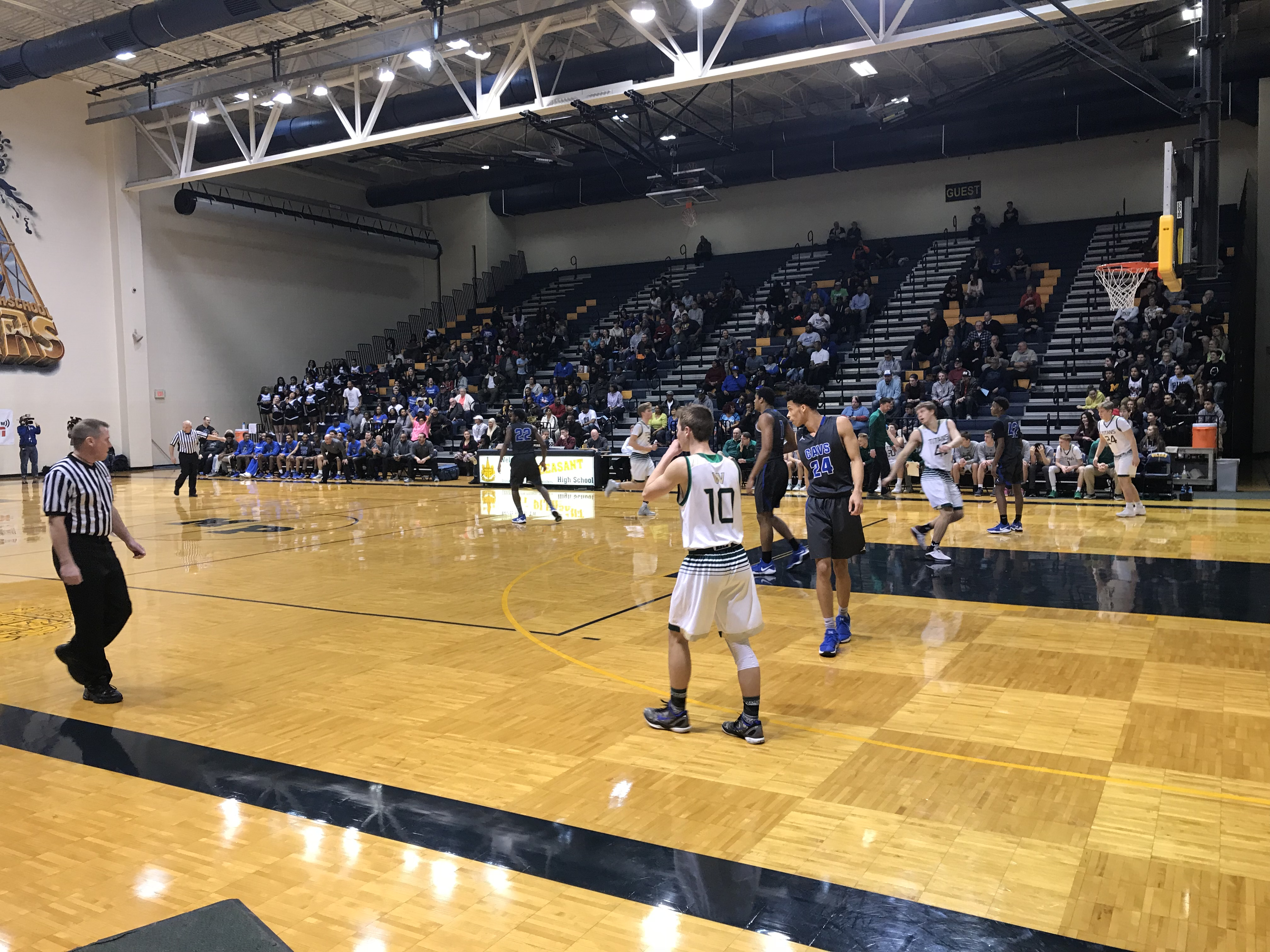 Titans Bow Out in Regional Final