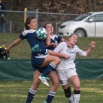 Girls Soccer - Cadillac at TC West - Photo Gallery