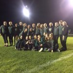 Girls Varsity Track finishes 2nd place at (Bay City Western Invite )