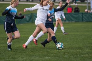 Girls Soccer – Petoskey at TC West – Photo Gallery