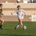 Girls Soccer - TC Central at TC West - Photo Gallery