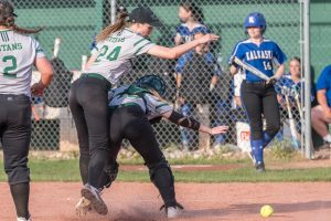 Softball – Kalkaska at TC West – Photo Gallery