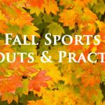 Titan Fall Tryout & Practice Times