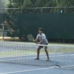 Tennis Wins Teal Invitational!