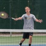 Boys Tennis - Holly at TC West - Photo Gallery