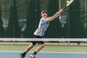 Boys Tennis – Holly at TC West – Photo Gallery