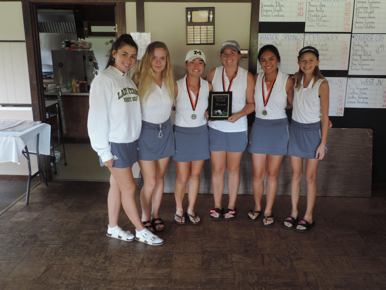 Girls Golf Wins BNC Invite!