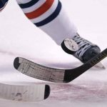 Hockey Splits Weekend Games