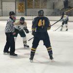 Hockey Settles For 1-1 Tie
