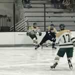 Hockey Loses Out in MHSAA Opener