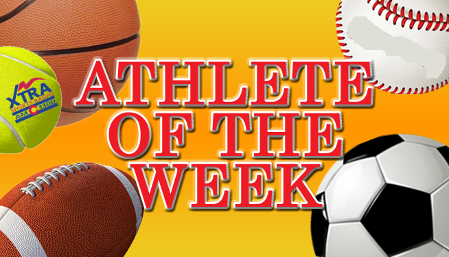 Reece Voted West Athlete of the Week!