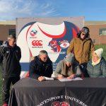 Farkas Signs With Davenport!